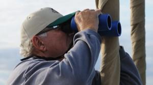 Larry Spotting Buoys