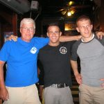 Jim, Jake and our waiter